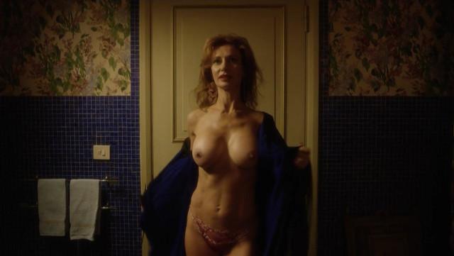 Monica Cetti nude - The Young Pope s01e07 (2016)
