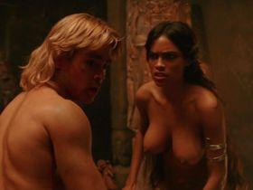 Rosario Dawson nude - Alexander (2004)