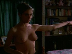 Alyssa Milano nude - The Outer Limits s01e16 (1995)