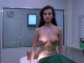 Mathilda May nude - Lifeforce (1985)