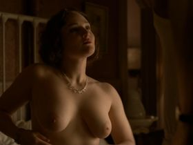 Jo Armeniox nude - Boardwalk Empire s04e01 (2013)