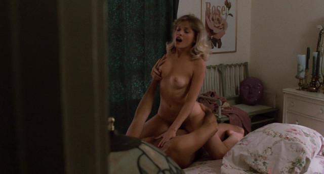 Barbara Crampton nude, Brinke Stevens nude - Body Double (1984)