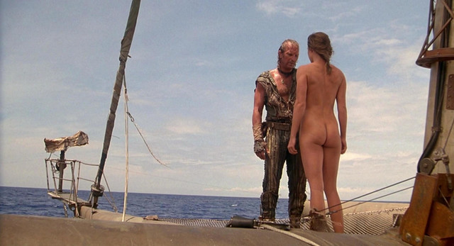 Jeanne Tripplehorn nude - Waterworld (1995)