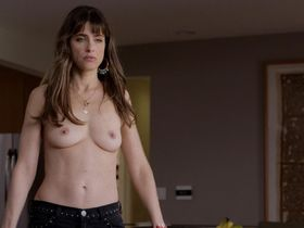 Amanda Peet nude - Togetherness s01 (2015)