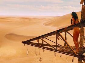 Megan Gale nude - Mad Max: Fury Road (2015)