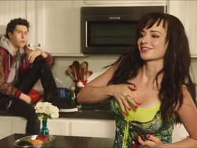 Ashley Rickards sexy - Behaving Badly (2014)