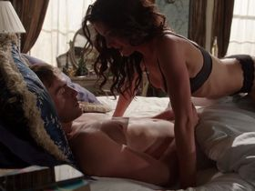 Alexandra Park sexy - The Royals s01e02 (2015)