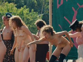 Kelli Garner nude - Taking Woodstock (2009)