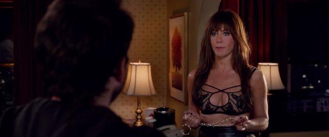 aniston sexy Jennifer horrible bosses