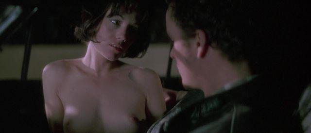 Natasha gregson wagner sex scene