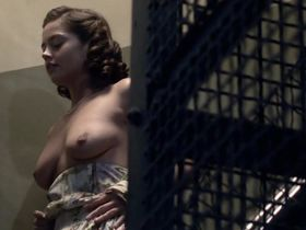 Jenna-Louise Coleman nude - Room At The Top s01e01 (2012)