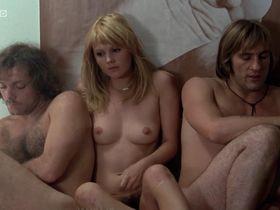 Miou-Miou nude, Brigitte Fossey nude, Isabelle Huppert nude, Jeanne Moreau nude - Les valseuses (1974)