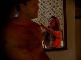 Olivia Hussey nude, Sharen Camille nude - Psycho 4 (1990)