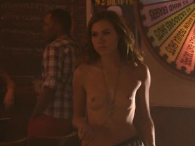 Dora Madison Burge nude - Dexter s08e07 (2013)