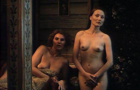 Big tits areola puffy nipples