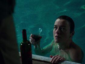 Olivia Williams nude - Sabotage (2014)