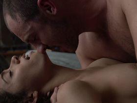 Emmy Rossum nude - Shameless s08e10 (2017)