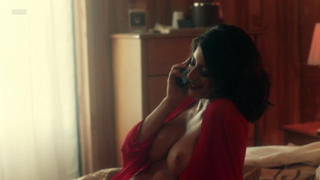 Sara Ebert nude, Mayra Leal nude, Lindsay Musil nude - Carter And June (2018)
