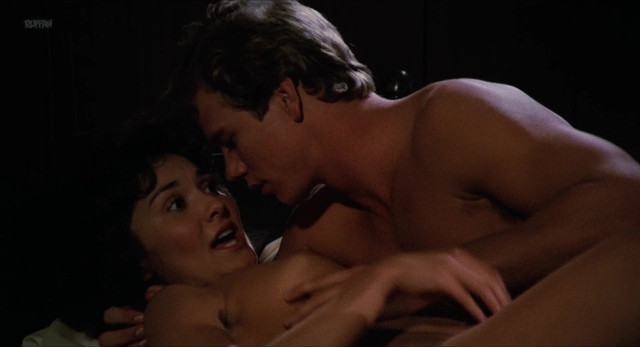 Toni Nero nude - Silent Night, Deadly Night (1984)