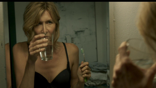 Laura Dern sexy - The Tale (2018)