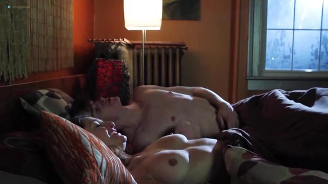 Tina Krause nude - Claw (2017)