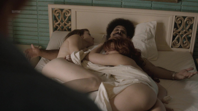 Amber Luallen nude - I'm Dying Up Here s02e01 (2018)
