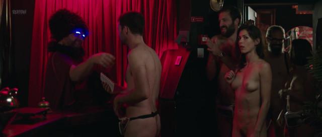 Malya Roman nude, Josephine Draï nude, Brigitte Faure nude - Nu s01e08 (2018)