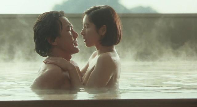 Hitomi Kuroki nude - Lost Paradise (1997)