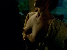 Louise Barnes nude - Black Sails s01e06 (2014)