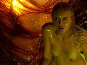 Helena Mattsson nude - Species: The Awakening (2007)