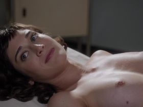 Lizzy Caplan nude - Masters of Sex s01e09 (2013)