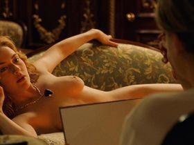 Kate Winslet nude - Titanic (1997)