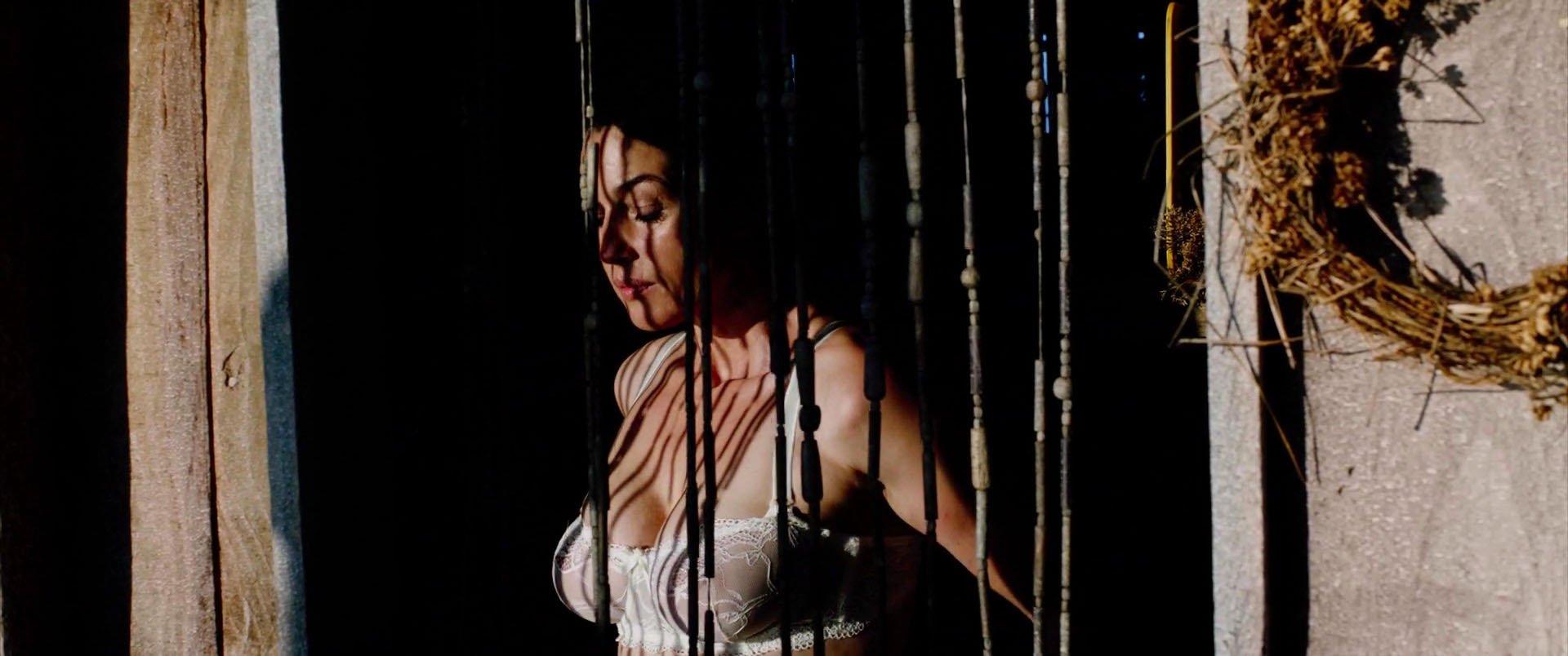 Monica Bellucci sexy - On the Milky Road (2016)