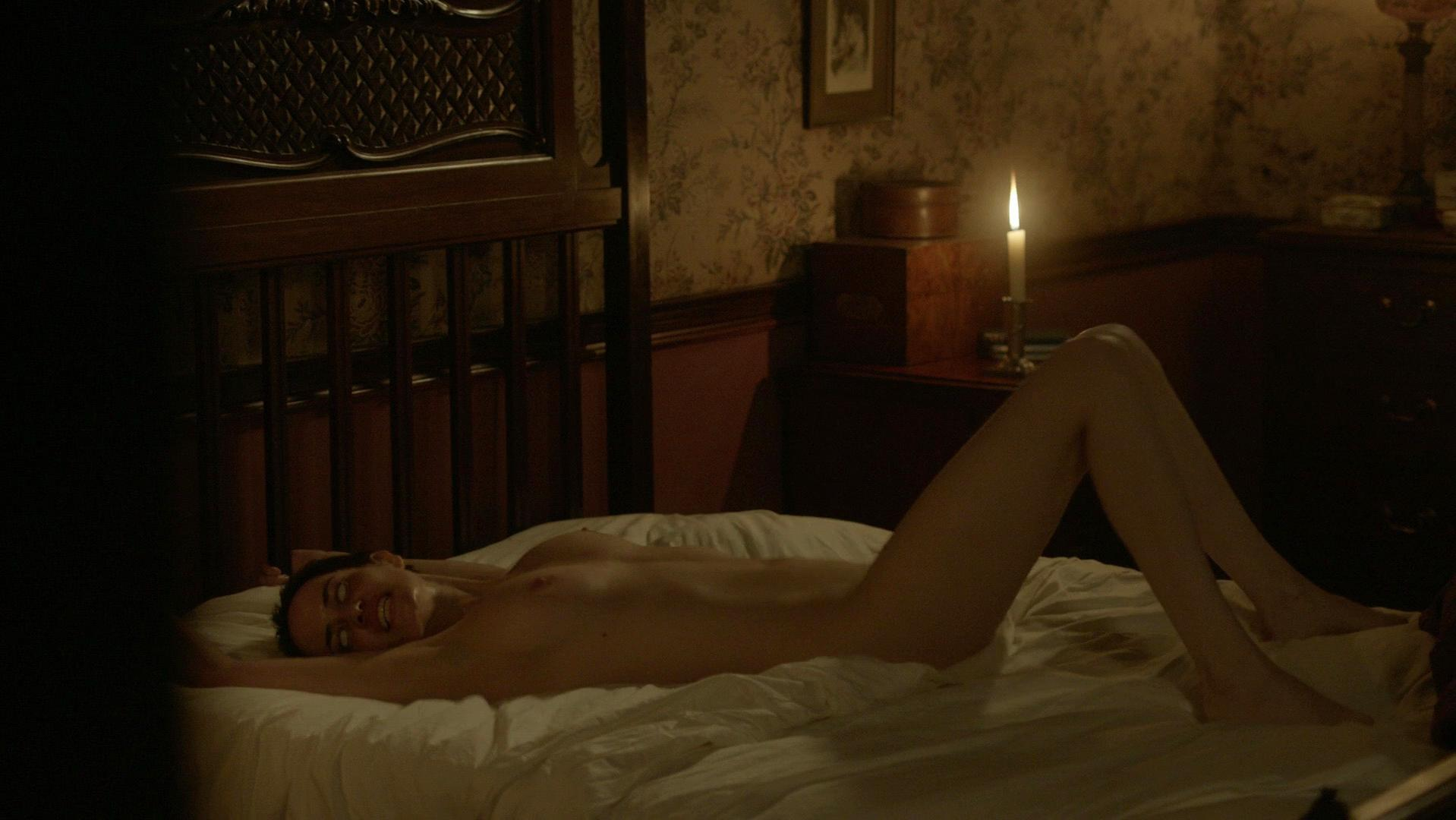 Eva Green nude - Penny Dreadful s01e05 (2014)
