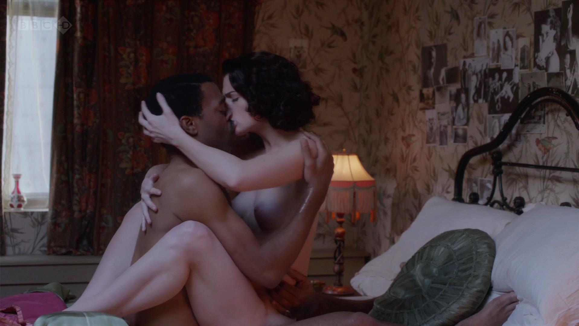 Janet Montgomery nude - Dancing on the Edge s01e04 (2013)