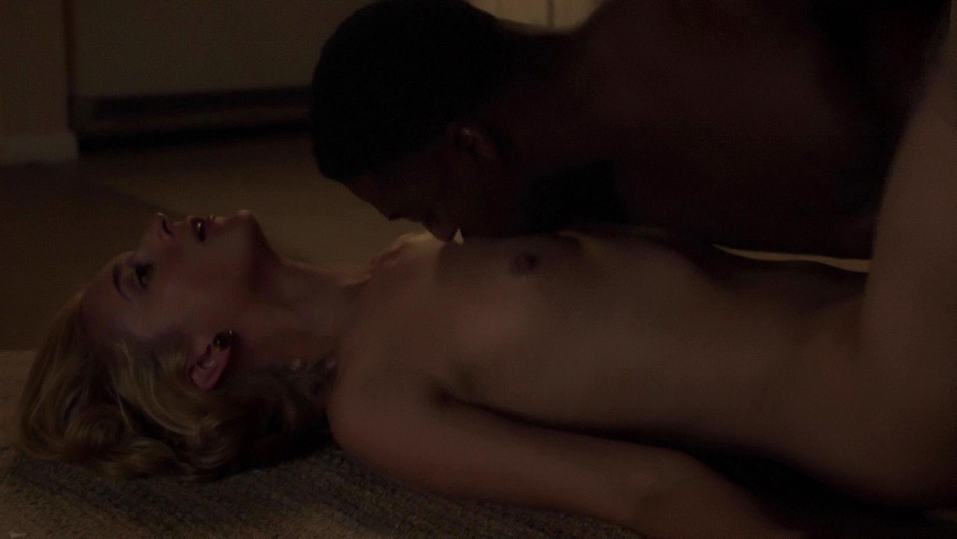 Lizzy Caplan nude, Caitlin FitzGerald nude - Masters of Sex s02e11 (2014)