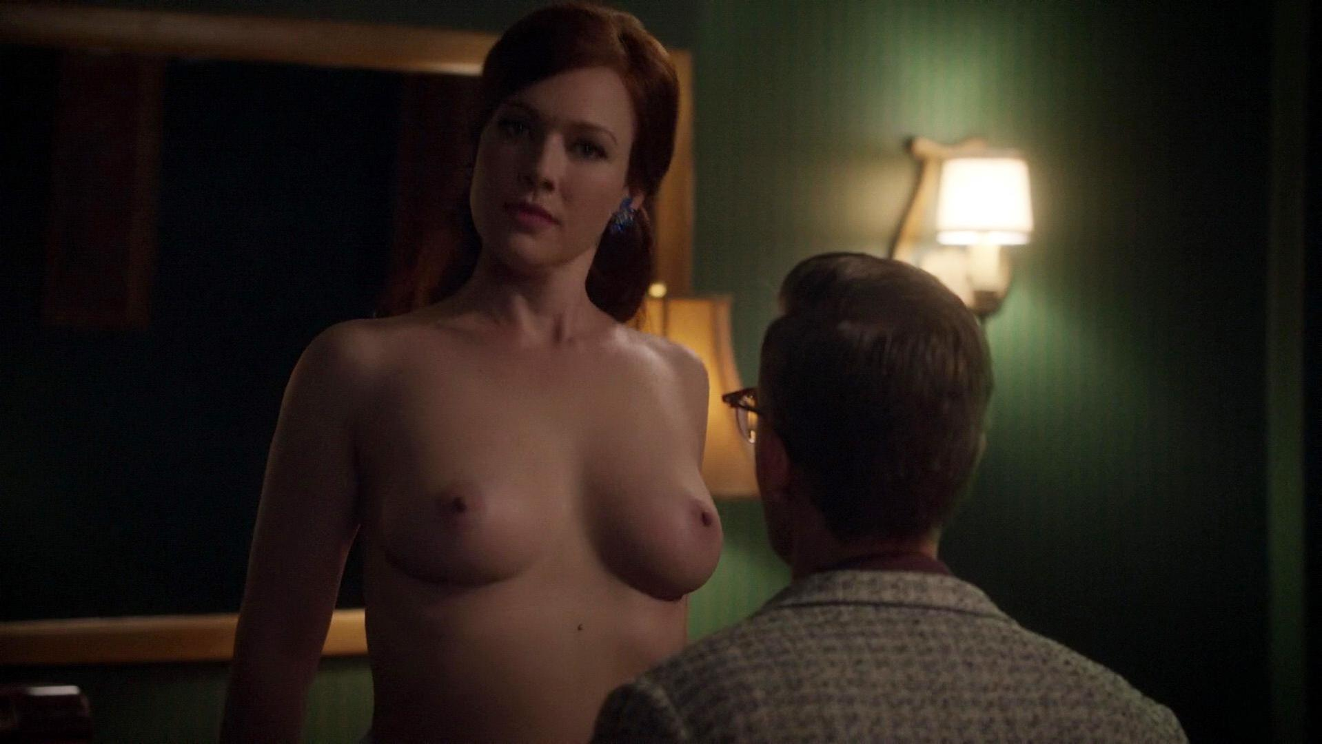 Erin Cummings nude - Masters of Sex s02e09 (2014)