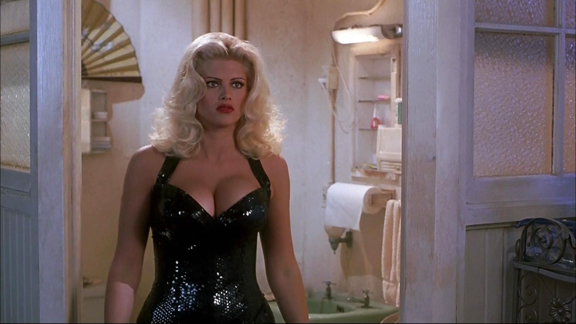 anna nicole smith naked with another woman