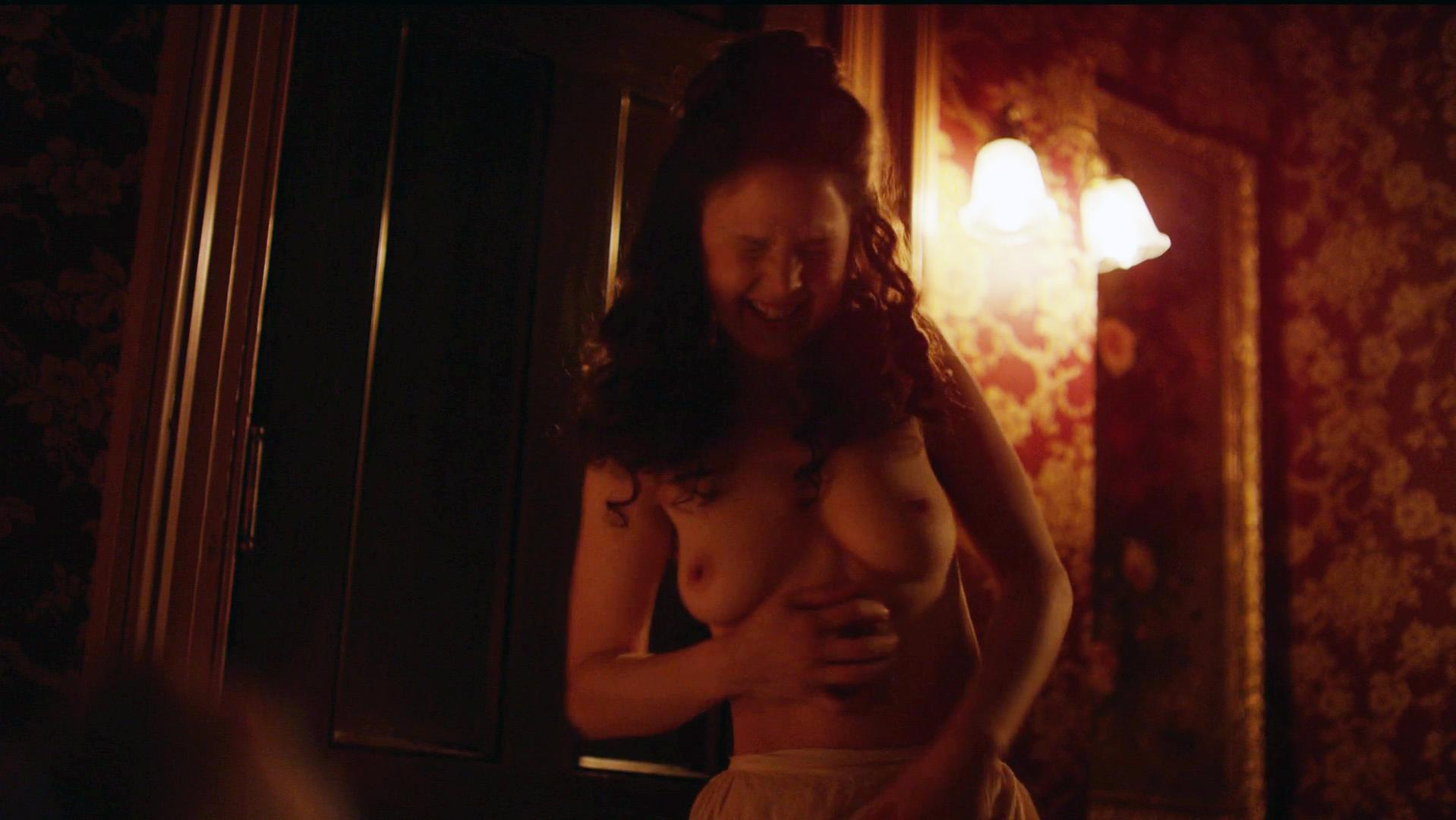 Rachel Korine nude - The Knick s01e03 (2014)