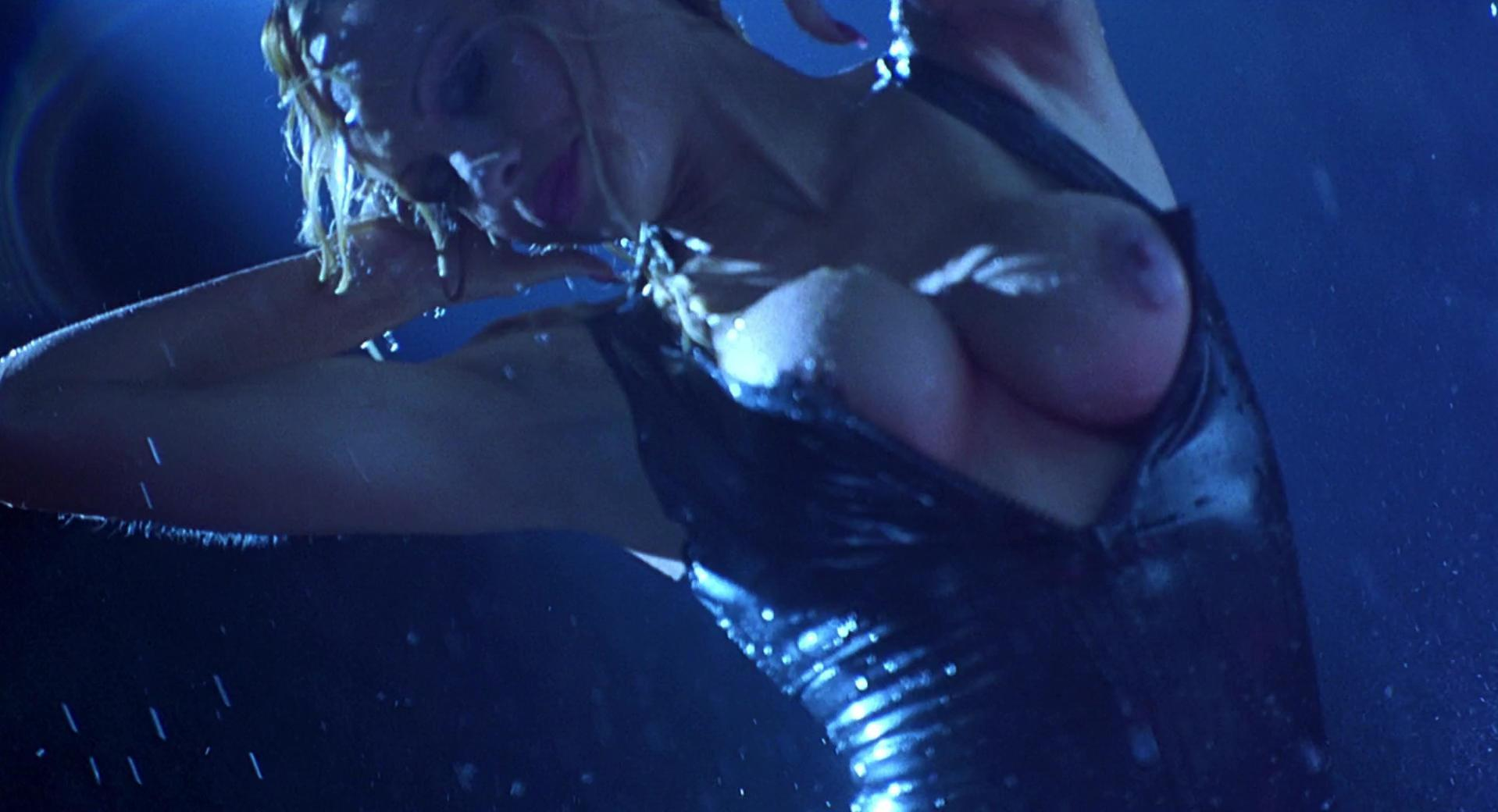 Pamela Anderson nude - Barb Wire (1996)