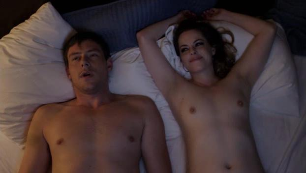 Emily Hampshire nude, Karine Vanasse sexy - All the Wrong Reasons (2013)