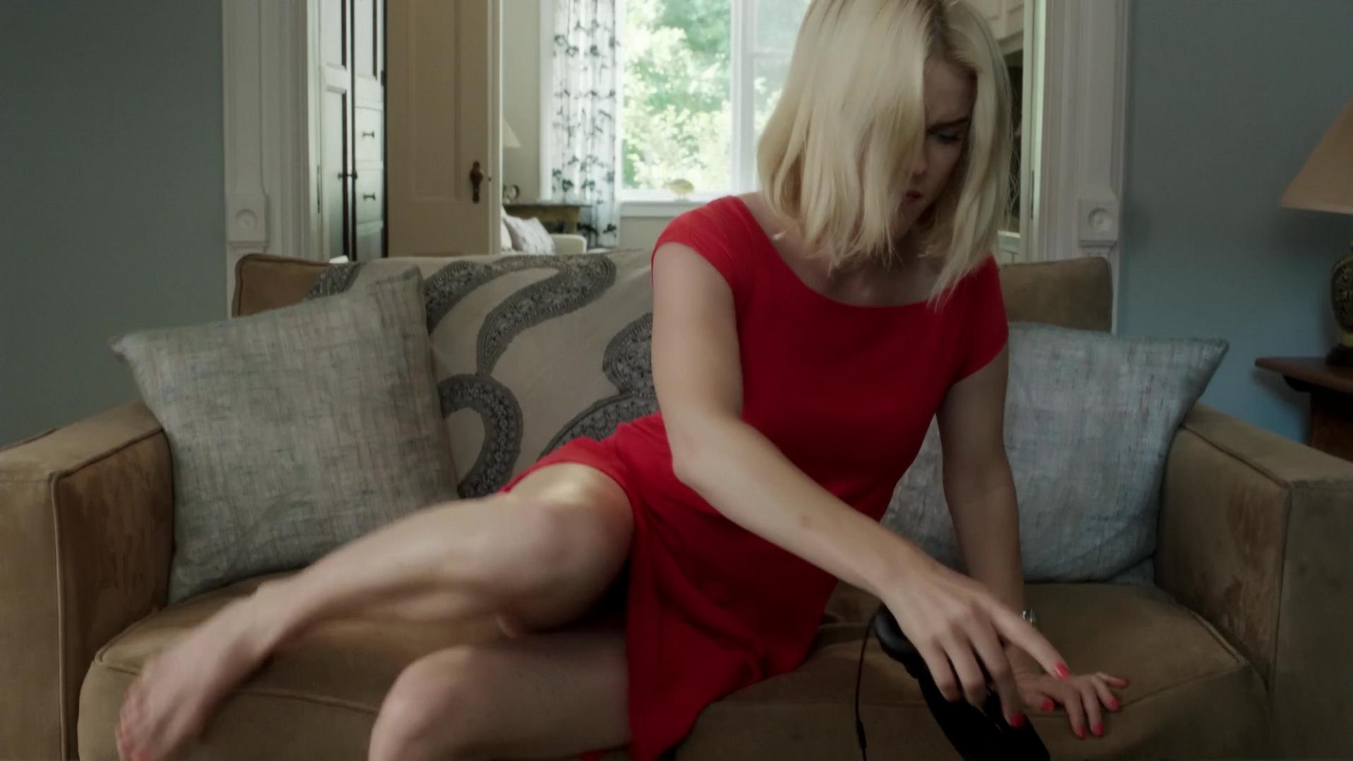 Alice Eve sexy - Some Velvet Morning (2013)