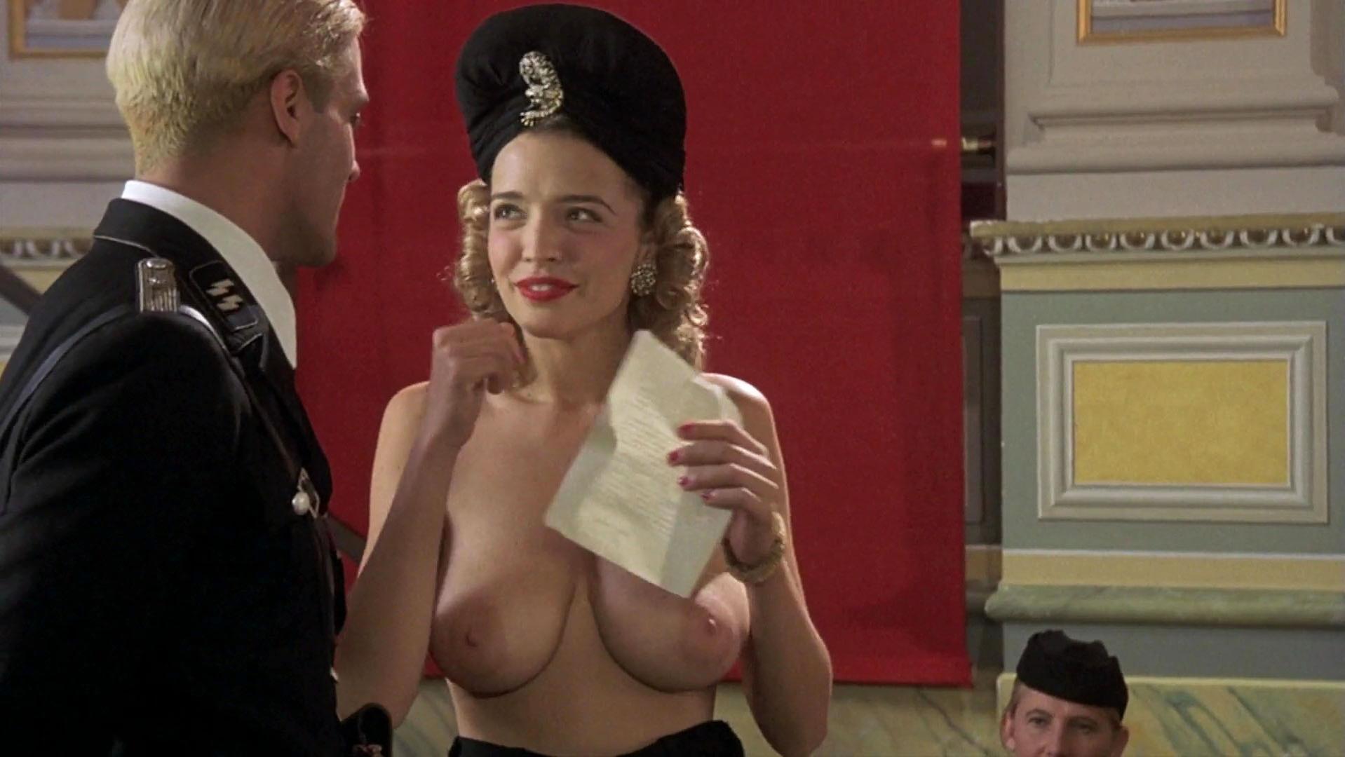 Giulia De Gresy nude - Black Angel (2002)