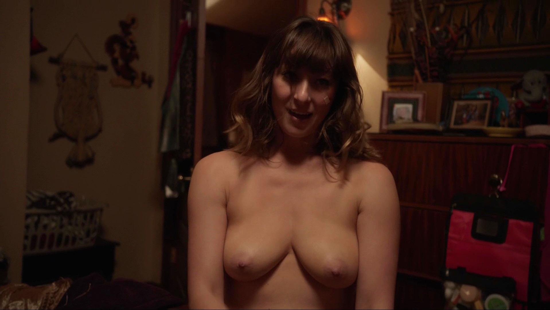 Emma greenwell licking sex in shameless series 3