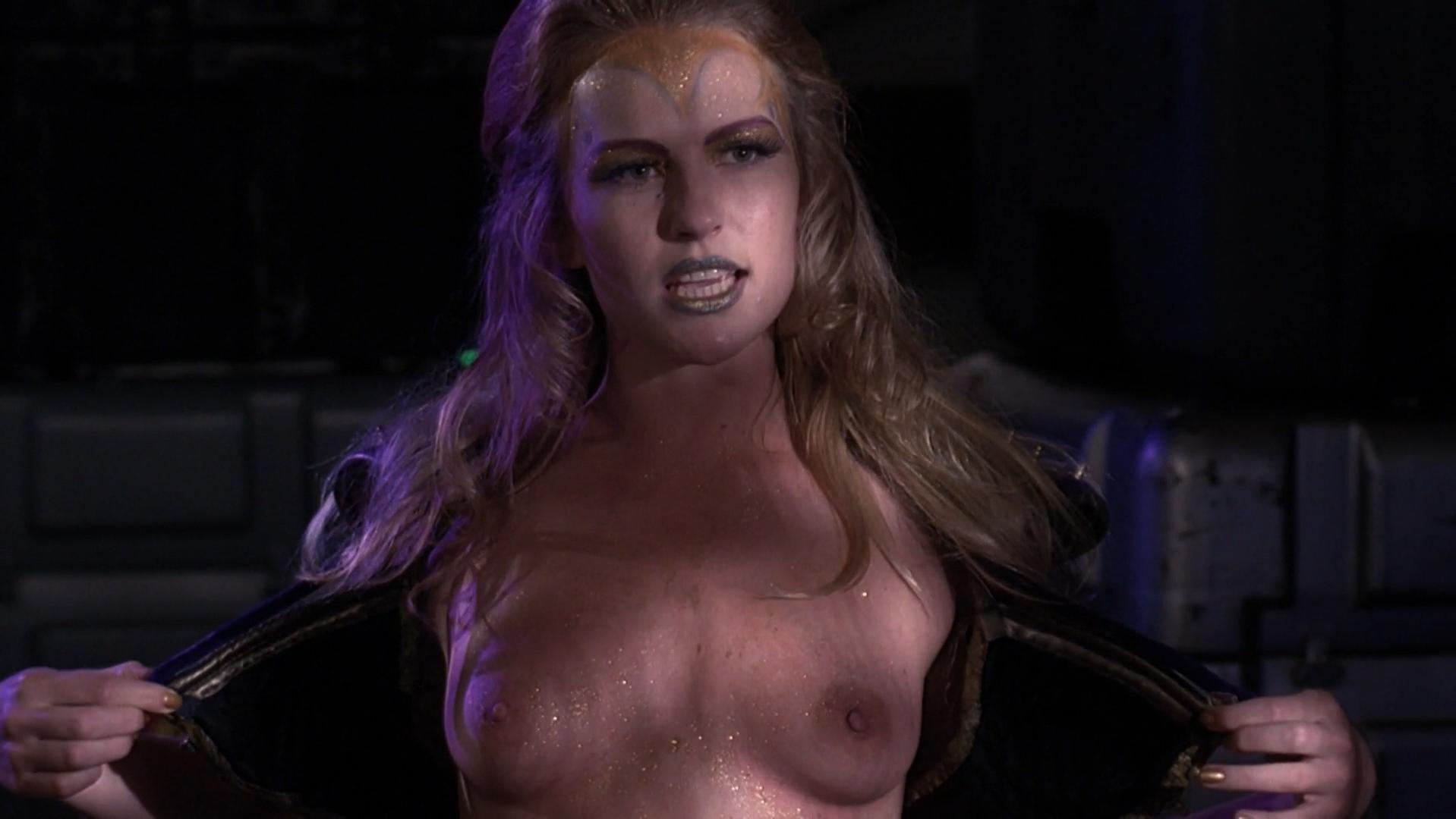 space sex scene