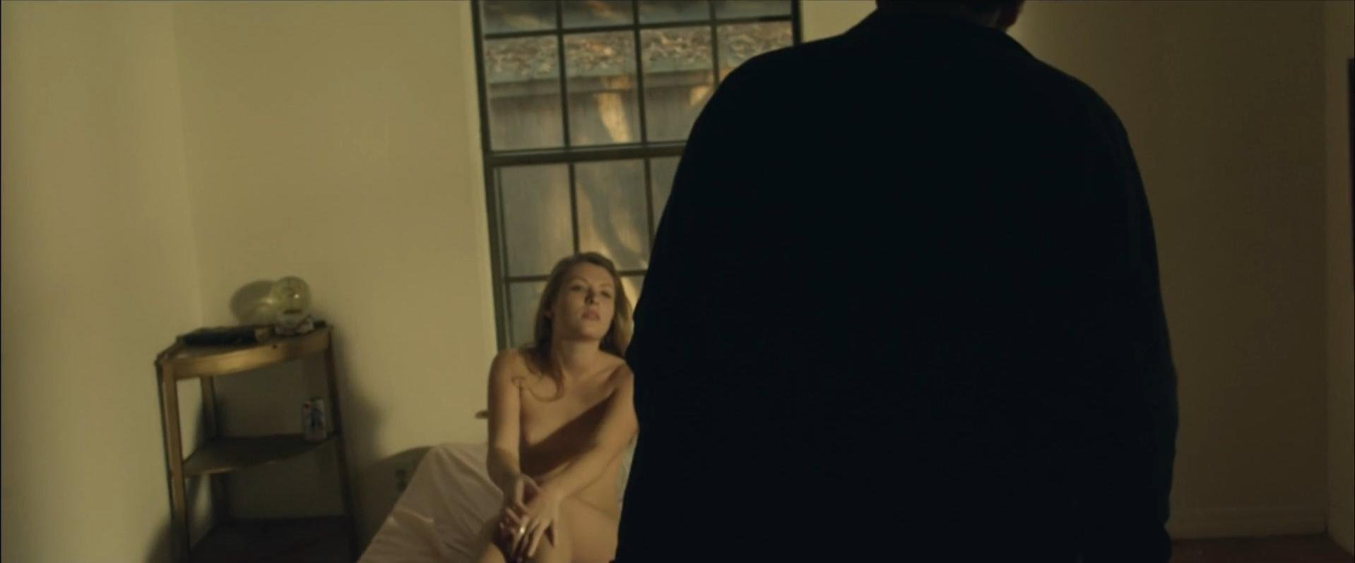 Emily Pearse nude - Cliff (2013)