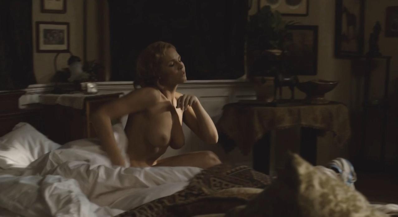 Judit Viktor nude - Eichmann (2007)