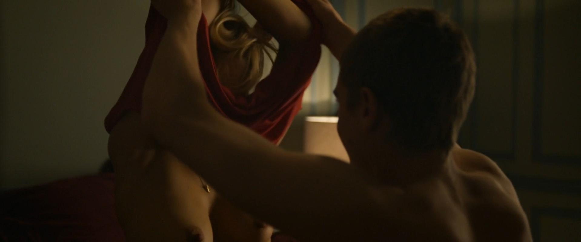 Paulina gaitan nude in eddie reynolds y los angeles de acero - 1 part 5