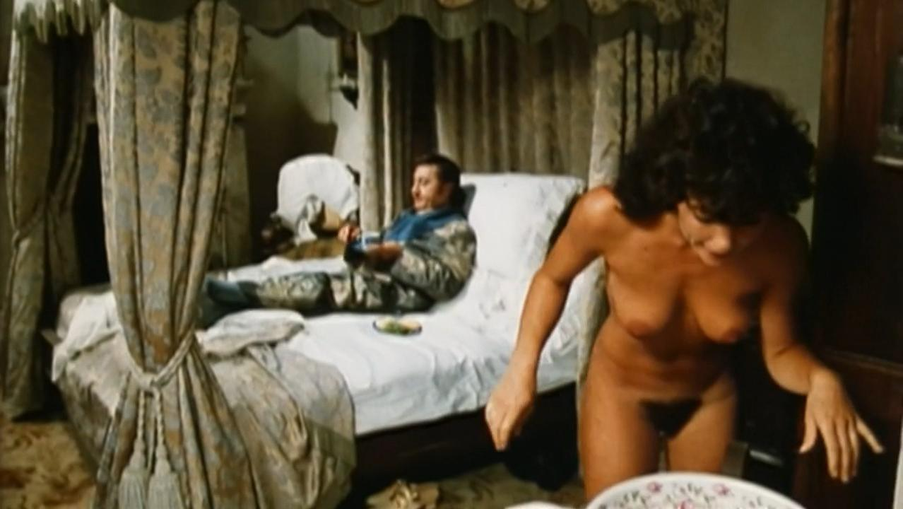 Caroline Berg nude - Il marchese del Grillo (1981)