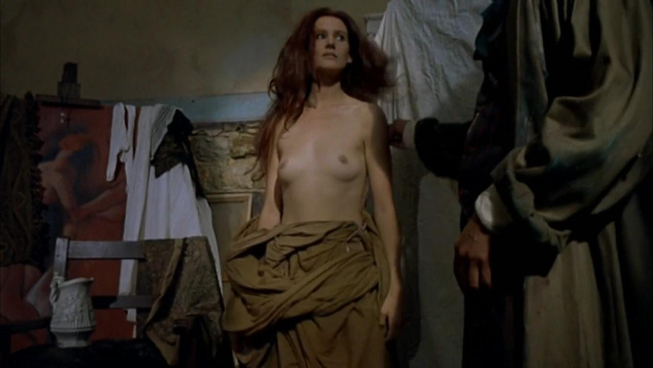 Beatrice Buchholz nude - La note bleue (1991)